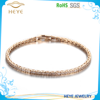 22k Gold plating 925 sterling silver necklace designs for women