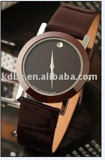 KD-F880 leather bracelet g-shors watch