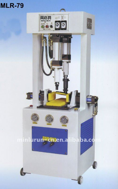 Shoe Machine Oil Hydraulic Sole Press Machine