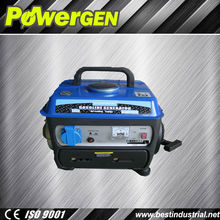 Top Seller!!!POWER-GEN Super Performance & Promotion Home Use Portable 650W Small Gasoline Generator