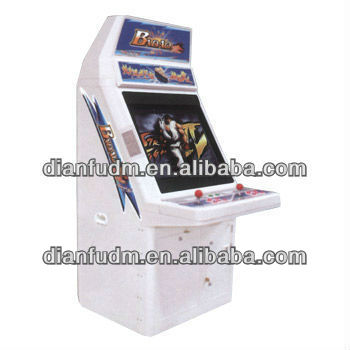 amusement video game machine fighting game