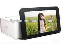 7 inch Tablet PC with Voice Call with 5 point Touch Capacitive 3G/GPS/WIFI/Bluetooth/HDMI/Dual Camera