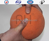 "Concrete pump pipefitting cleaning ball 5"" 5.5"" 6"" (Putmeister, Schwing, Sany, Zoom, KCP, Junjin)"