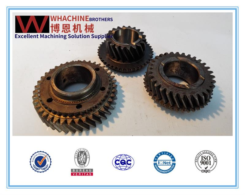 Top Quality new arrival plastic ring gear Used For Agriculture Machinery