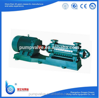Anti-corrosion multistage high pressure centrifugal water pump