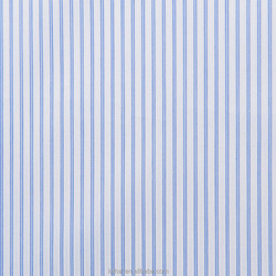 Luthai hot sale 100% cotton dobby weave stripe men's shirt fabric ready for shipment