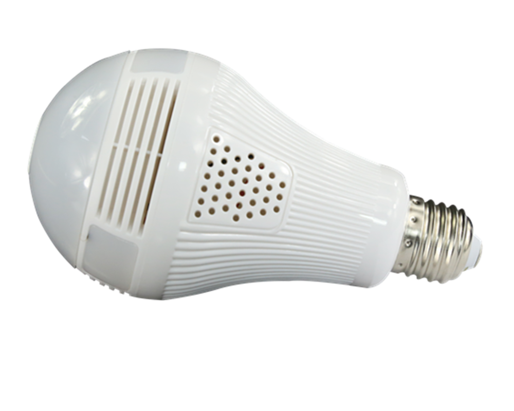 New Arrival 3MP <strong>Wifi</strong> Hidden Light Bulb Camera