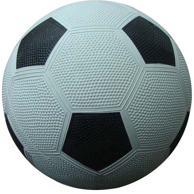 Size 2 Kids play rubber football soccer ball team use football