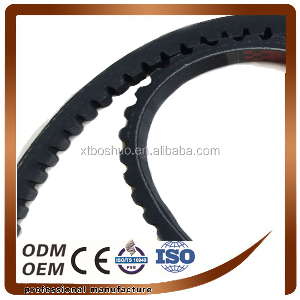 High Quality Variable Speed Drive V belts for Scooter with Best Price