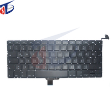"Original key board for Macbook Pro 13.3"" Retina A1278 Turquie TR Turkey Turkish Standard Keyboard 2009-2012 year"