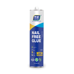 Water proof non-toxic multi-purpose clear no nails glue building glue