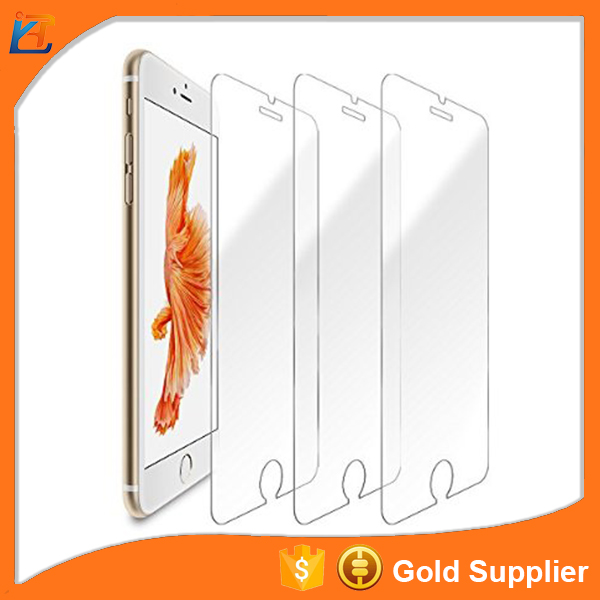 Pprivacy 0.33mm Anti oil Anti friction 2.5D screen protective guards for iphone 6