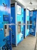 Automatic vending machines outdoor