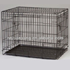 Retail customized size anti rust dog tube kennel