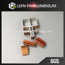 New product customize silver aluminum extrusion profile