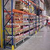China most professional powder coating metal steel heavy double channel beam light duty shelves system