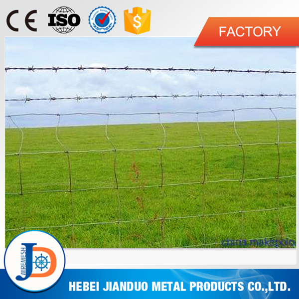 Free samples poultry farm animal Enclosure Fence with anping factory