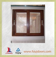 2015 new design,top sale residential aluminum windows