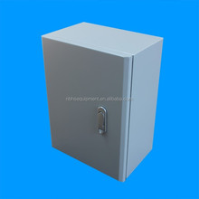 Sheet metal junction box electrical panel