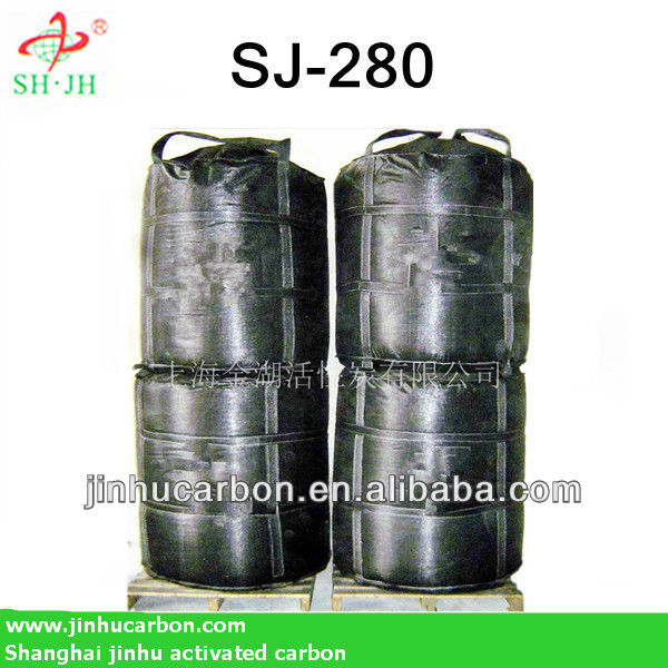 bituminous coal base activated carbon in mesh size 12x40