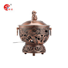 chaffing dishes stainless steel food warmer steel casserole hot pot restaurant hot pot