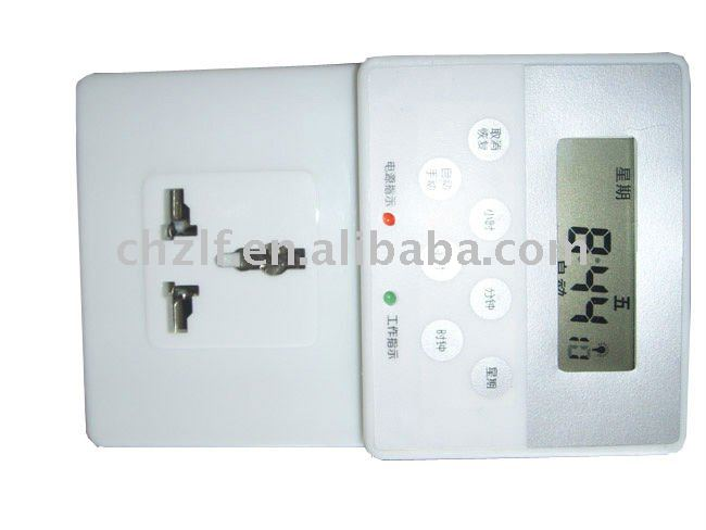 pcba, time delay socket, plastic socket,light sensor socket