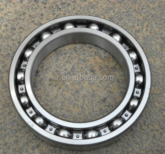 High quality Deep groove ball bearing 6320 chrome steel, ABEC-1 ball bearing