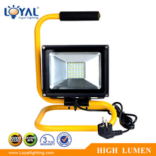 IP68 Waterproof aluminum smd 20w ip65 led outdoor flood light shell