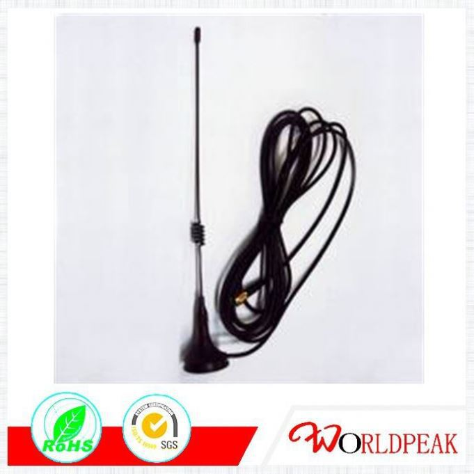 signal booster 3g 4g Indoor High Gain Wifi Antenna 2.4G 3dBi Sucker SMA phone with antenna