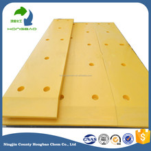 UHMWPE marine rubber fender pad exported to Thailand/ Australia/ Russia/ UK/ USA