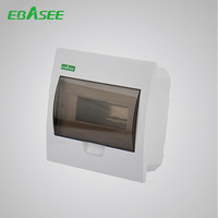 ABS TUV Certified Flush mounted 4~36 way electrical panel board