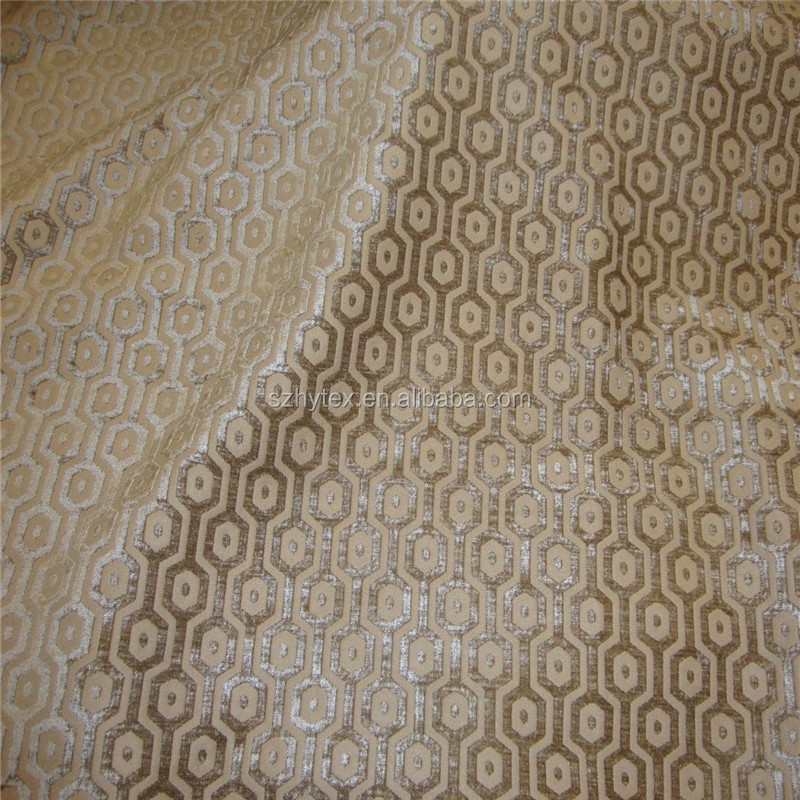 Brown Chenille Upholstery Drapery sofa fabric