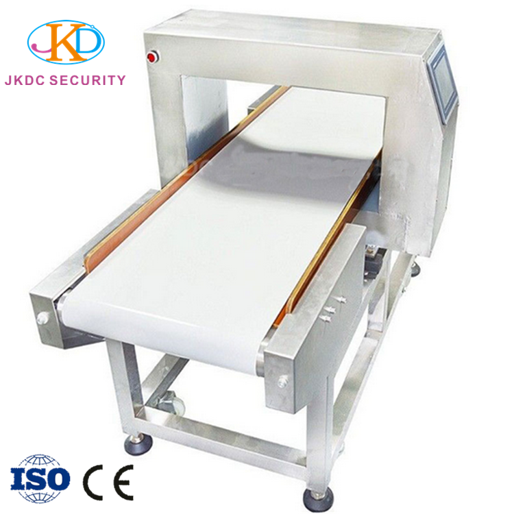 Metal detector for food /chemicals/building materials Industrial Metal Detectors