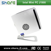 2016 thin pc small computer linux embedded,quad core and aluminum case,warranty is 3 years