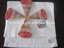 Hand Compress towels with your logo,promotional compressed beach towels