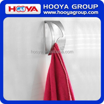 5*8cm Popular Towel Adhesive Hook/Stainless Steel Towel Bar/Metal Towel Holder