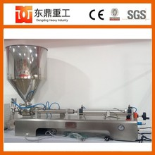 500 ml vegetable juic filling machine with low invest