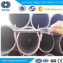 Hot Rolled ,Cold Drawn Din Standard St 37-2 Seamless Steel Pipe