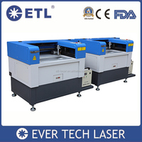 best sale mc6040 co2 laser cnc engraver camera