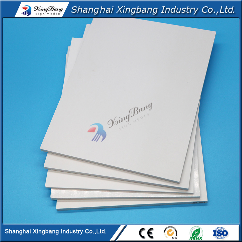 4x8 pvc sheet thin foam sheet lightweight pvc foam sheet