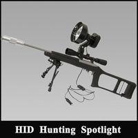 Guangzhou manufacturer good price hid xenon conversion kit guns emergency spotlight hunting equipment