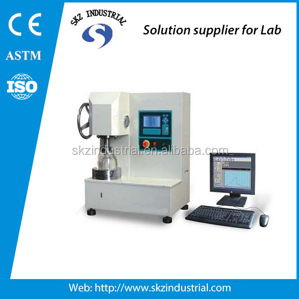 astm d 3786 fabric diaphragm bursting strength tester