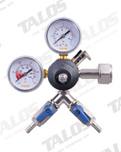 Manometer co2-bier regelventil 1077107