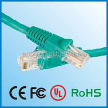 Shenzhen networking cables assembly utp stp cat5 cat5e cat 6 network cable