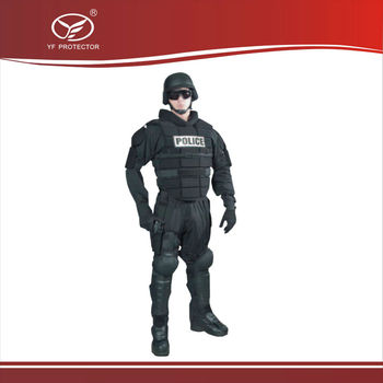 YF104 anti riot armour/anti riot suit/ Military riot gear
