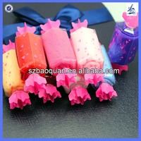 Wholesale custom gift towel set in gift packing ideas for wedding