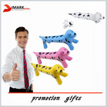 cheap dog shape ball pen toys stationary wholesale