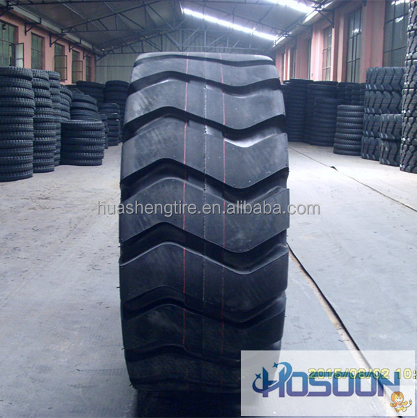 OTR Tire 16.00-25 18.00-25 Quality Certificates ISO CCC DOT ECE