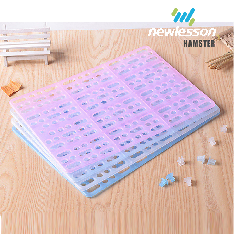 PP plastic rabbit foot pads small animal pets product manufacturer China