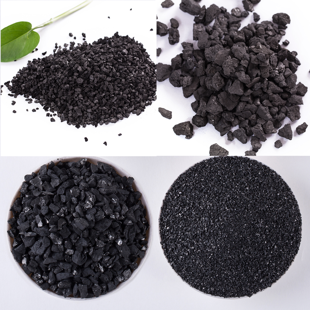 China supply high quality calcined anthracite coal for sale with reasonable price and fast delivery